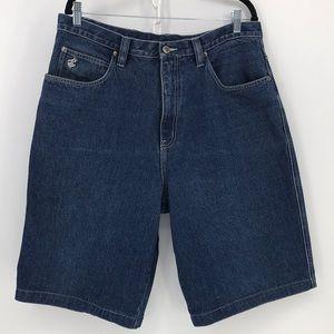 Rocawear Blue Denim Men's Shorts Size 36